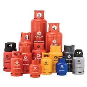 Calor Cylinder Gas